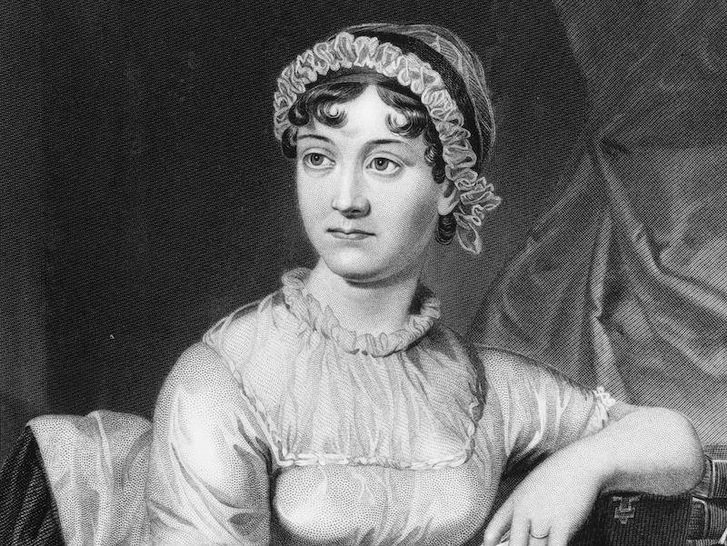 Feminist kadin - Jane Austen