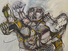 Ayhan Taşkıran 'Sığınma' Resim Sergisi