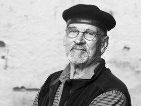 Bertil Vallien portre