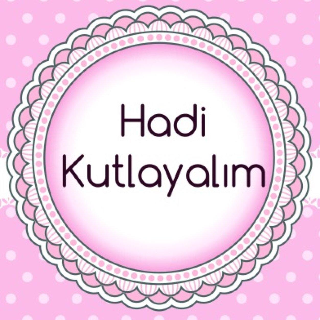 hadi-kutlayalim-logo