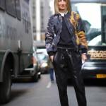 New York Moda Haftası NFW sokak stileri
