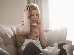 Annelikte Zor Zamanlar