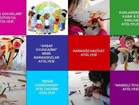 """Türvak Müzesi """"Çocuklar İçin Kuşağı"""" Nisan 2014 Programı"""