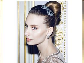 Kérastase Hair Jewellery By Tuba Ünsal
