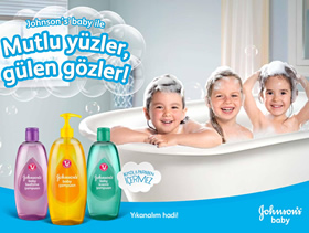 Mutlu Banyoların Mucidi JOHNSON'S