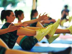 Sınır tanımayan Nike Training Club etkinliği