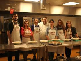 italyan yemekleri workshop