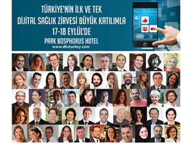 """Dijitale Anne Eli Değdi!"""" Davet, 3.Dijital Sağlık Zirvesi, 17 Eylül-Park Bosphorus Otel,Taksim"""