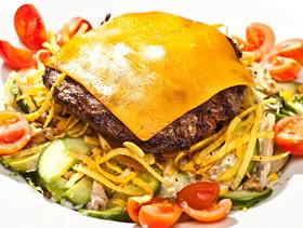 Egg&Burger'dan Kilo Aldırmayan Hamburger