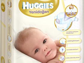 Yeni Huggies Yeni Doğan