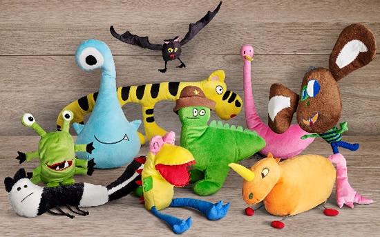IKEA'da çocuklar çiziyor, çizimler oyuncağa dönüşüyor!
