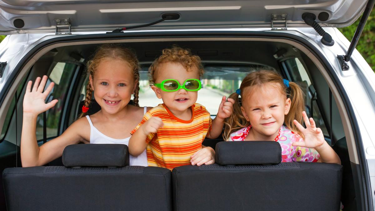 Путешествие по Европе на машине с ребенком  наш опыт и советы